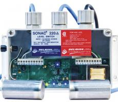 L&J Technologies' Delavan Sonac 220 level switch