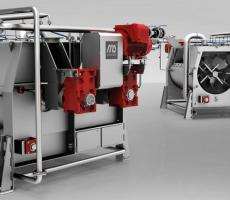 Dinnissen Process Technology D-Topline process unit
