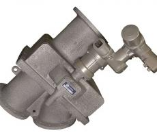 FLSmidth Inc. Abrasion-Resistant SK V2 Two-Way Diverter Valve