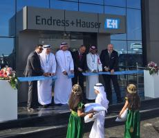 Endress+Hauser has opened a calibration and training center in Jubail, Saudi Arabia.