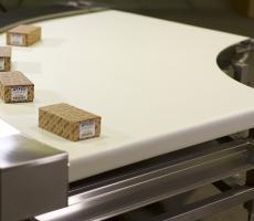 Eaglestone 1703 Series fabric constant turn conveyor