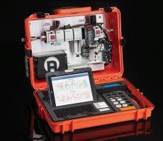 Emerson smart pneumatics analyzer