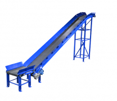 Erie Technical Systems Z-Belt conveyor