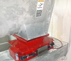 EZ-Flo continuous weighing scale