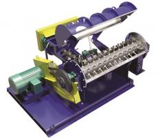 Feeco pin mixer