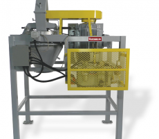 Figure A: A 30-40 HP Simpactor pin mill commonly used to mill trona in flu gas treatment applications
