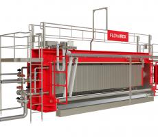 Flowrox filter press