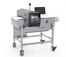 Fortress Technology's Interceptor DF multi-orientation, multi-scan food metal detector