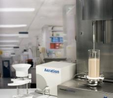 Freeman Technology Powder Rheometer