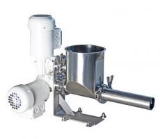 Gericke Feedos S bulk material feeding system