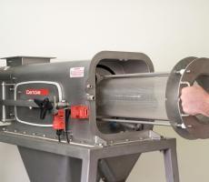 Gericke GS centrifugal sifter