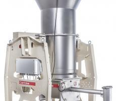 Gericke DIW-E-STAR hybrid loss-in-weight tare compensation feeder