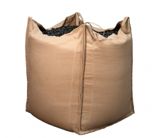 Global-Pak 100% biodegradable and sustainable hemp bulk bag
