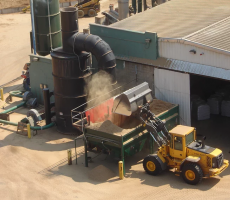 Greene Team Pellet Fuel Co.'s production facility in Greene County, PA