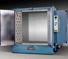 Grieve 350°F shelf oven