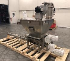 HaF Equipment enrobing feeder