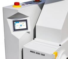 Hellweg granulators with new digital smart control systems