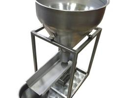 Best Process Solutions vibratory hopper feeder