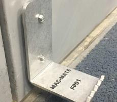 Industrial Magnetics introduces the Foot-Pull Door Opener.