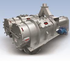 Kason Model Twin XOB-PS-SS Pneumati-Sifter