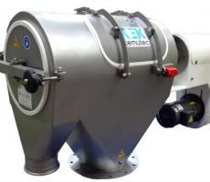 Kemutec – Kek centrifugal sifter protecting extruders