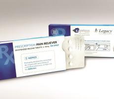 Keystone Folding Box Co. customizable Ecosite-RX prescription blister package