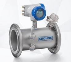 Krohne Inc. Optisonic 7300 biogas ultrasonic flowmeter