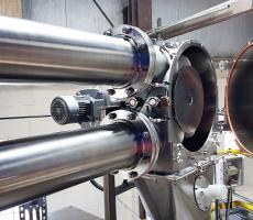 Luxme International tubular chain conveyor