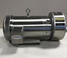Lyco stainless steel liquid ring vacuum pump