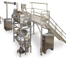 Marion Process Solutions' WaveMix Cannabis thermal processing technology