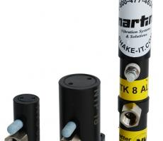 Martin Vibration Systems & Solutions' Bantam series of food-grade pneumatic vibrators