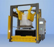 Material Transfer & Storage bulk bag conditioner