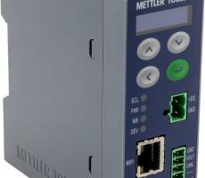 Mettler Toledo introduces the ACT350 DIO and ACT350 Powercell automation weight transmitters.