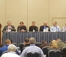 Powder Show pneumatic conveying keynote panel