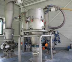 Palamatic Process conveying system