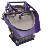 3D Model of a Feeco disc pelletizer