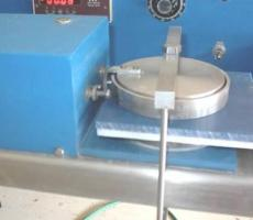 Photo 1 Wall Friction Test