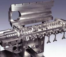 Readco continuous processor