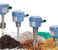 Rosemount solids level switches
