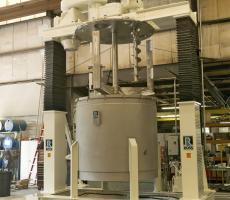 Ross Model PVM-1500 multi-shaft mixer