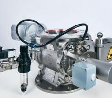 ZRD 150 rotary valve with RotorCheck
