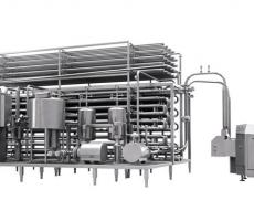 The SPX Flow drinkable grains solution provides a single process line solution with up to 40% less cost than alternative processing methods.