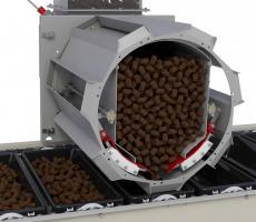 Simatek drum feeder ensures reliability and increased capacity.