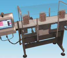 Spee-Dee Packaging Machinery PLC-based Evolution checkweigher