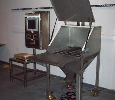 Sterling Systems & Controls semi-automatic hand prompt batching station