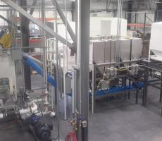 Sterling Systems & Controls Inc. introduces customized ingredient batching systems.