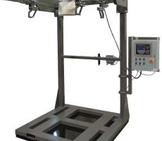 Sterling Systems & Controls bulk bag packaging system