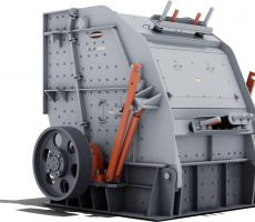 Superior Industries Sentry horizontal shaft impactor