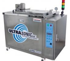 Ultrasonic LLC's Ultra 2400FA full-featured ultrasonic cleaner
