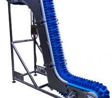 UniTrak's KleanTrak sanitary conveyor